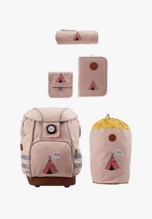 SCHOOL ADVENTURE TIPI SET - School set - rose