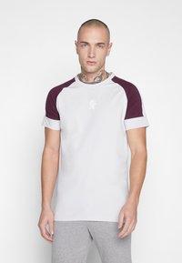Gym King - CORE PLUS - T-shirt print - microchip/fig - 0