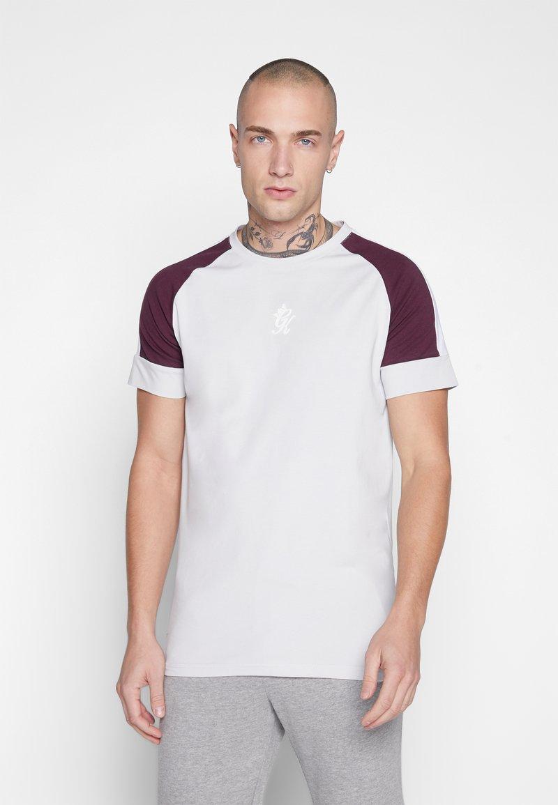 Gym King - CORE PLUS - T-shirt print - microchip/fig