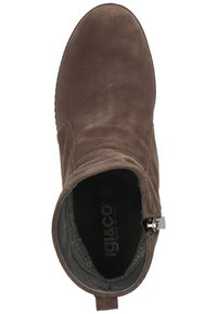 IGI&CO - Wedge Ankle Boots - grig.scuro - 1
