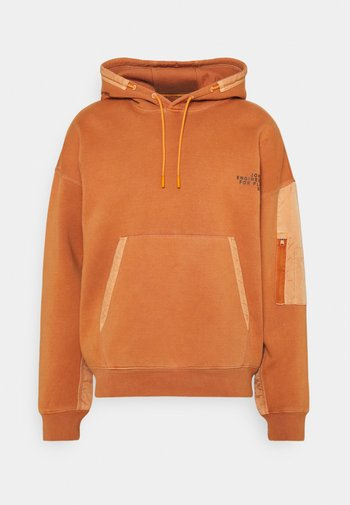 WASHED HOODY