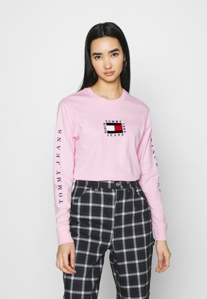FLAG  - Long sleeved top - romantic pink