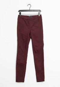 ARIZONA - Trousers - red - 0