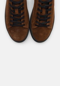 Tiger of Sweden - SALAS  - Sneakers basse - dark brown - 4