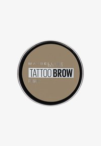 Maybelline New York - TATTOO BROW POMADE - Eyebrow powder - 000 light blond - 0