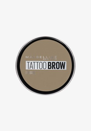 TATTOO BROW POMADE - Ögonbrynspuder - 000 light blond
