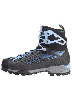 TAISS TOUR - Mountain shoes - black-whisper