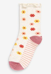 Next - 5 PACK - Socks - orange - 5