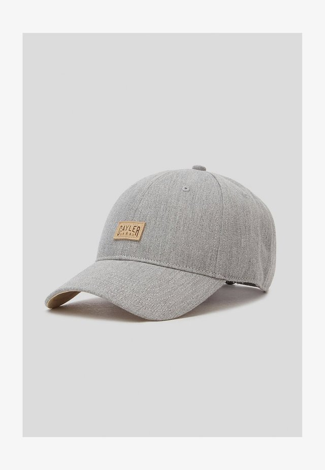 C&S CL CAYLER HILL  - Casquette - heather grey/sand