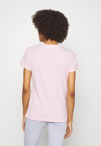 Tommy Hilfiger - T-shirts - pastel pink - 2