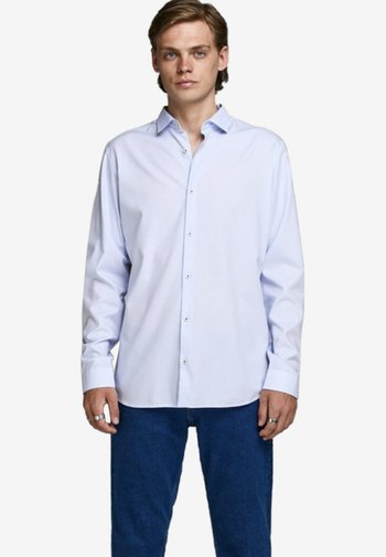 JPRVICTOR SLIM FIT - Shirt - cashmere blue