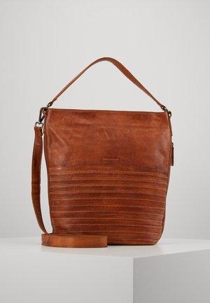 CHERI - Handbag - caramel