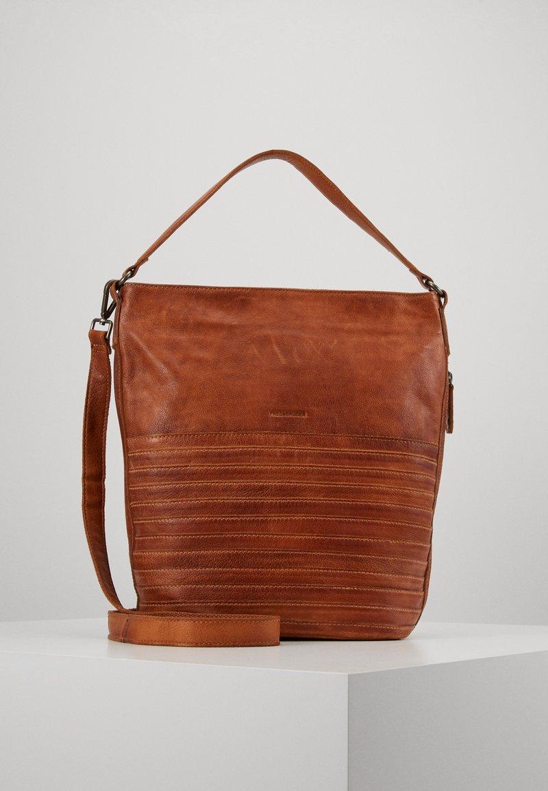 FREDsBRUDER - CHERI - Handbag - caramel