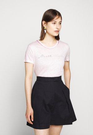 GRAPHIC - Print T-shirt - light pink