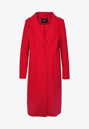 ONLAMINA COAT - Płaszcz wełniany /Płaszcz klasyczny - fiery red