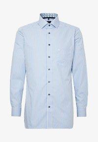 OLYMP - OLYMP LUXOR MODERN FIT - Shirt - bleu - 4