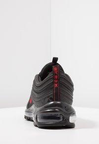 Nike Sportswear - AIR MAX 97  - Trainers - black/university red - 3