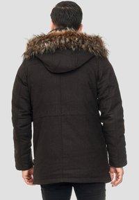 INDICODE JEANS - BAYNES - Winter coat - chocolate - 2