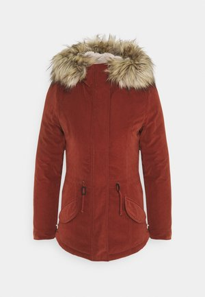 ONLNEWLUCCA JACKET - Winter coat - fired brick