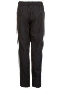 adidas Performance - TIRO 19 WOVEN CLIMALITE PANTS - Spodnie treningowe - black / white - 1