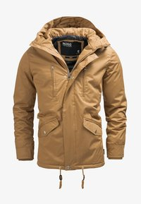 INDICODE JEANS - Winter jacket - brown - 5