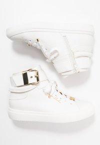 River Island - Sneakersy wysokie - white - 3