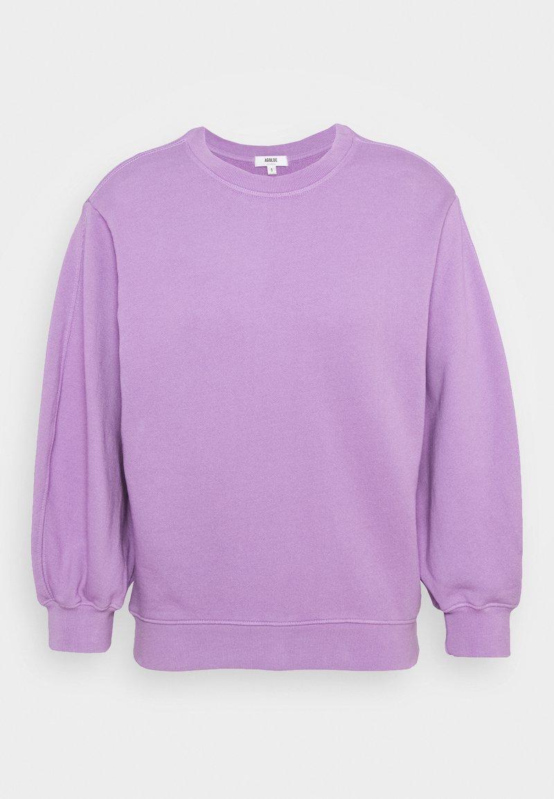 Agolde - THORA - Sweatshirt - lunar