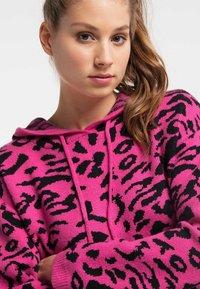 myMo - Jumper dress - pink - 3