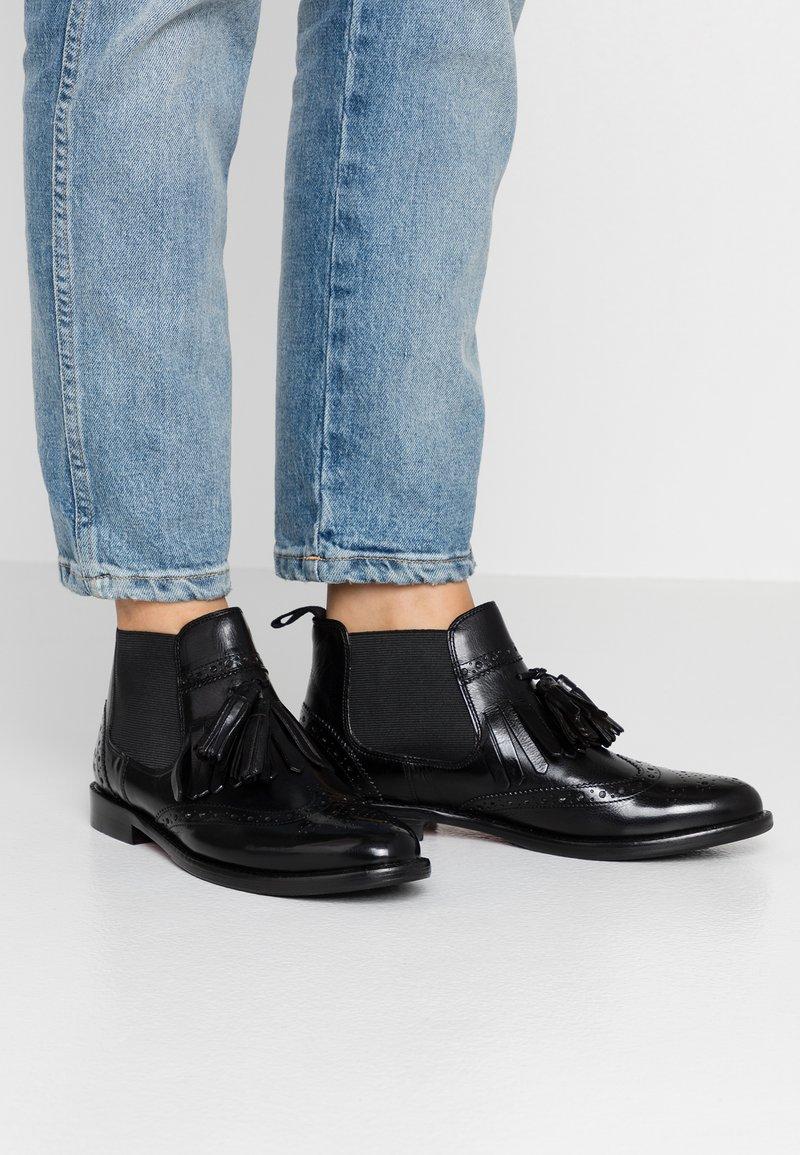 Melvin & Hamilton - SELINA - Ankle boots - black