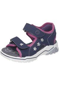 Ricosta - Walking sandals - nautic/cassis - 1