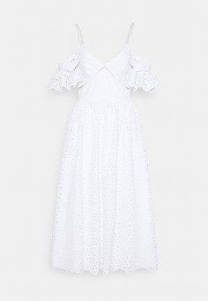 DRESS - Denní šaty - bianco