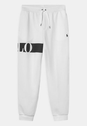 BOTTOMS - Tracksuit bottoms - white