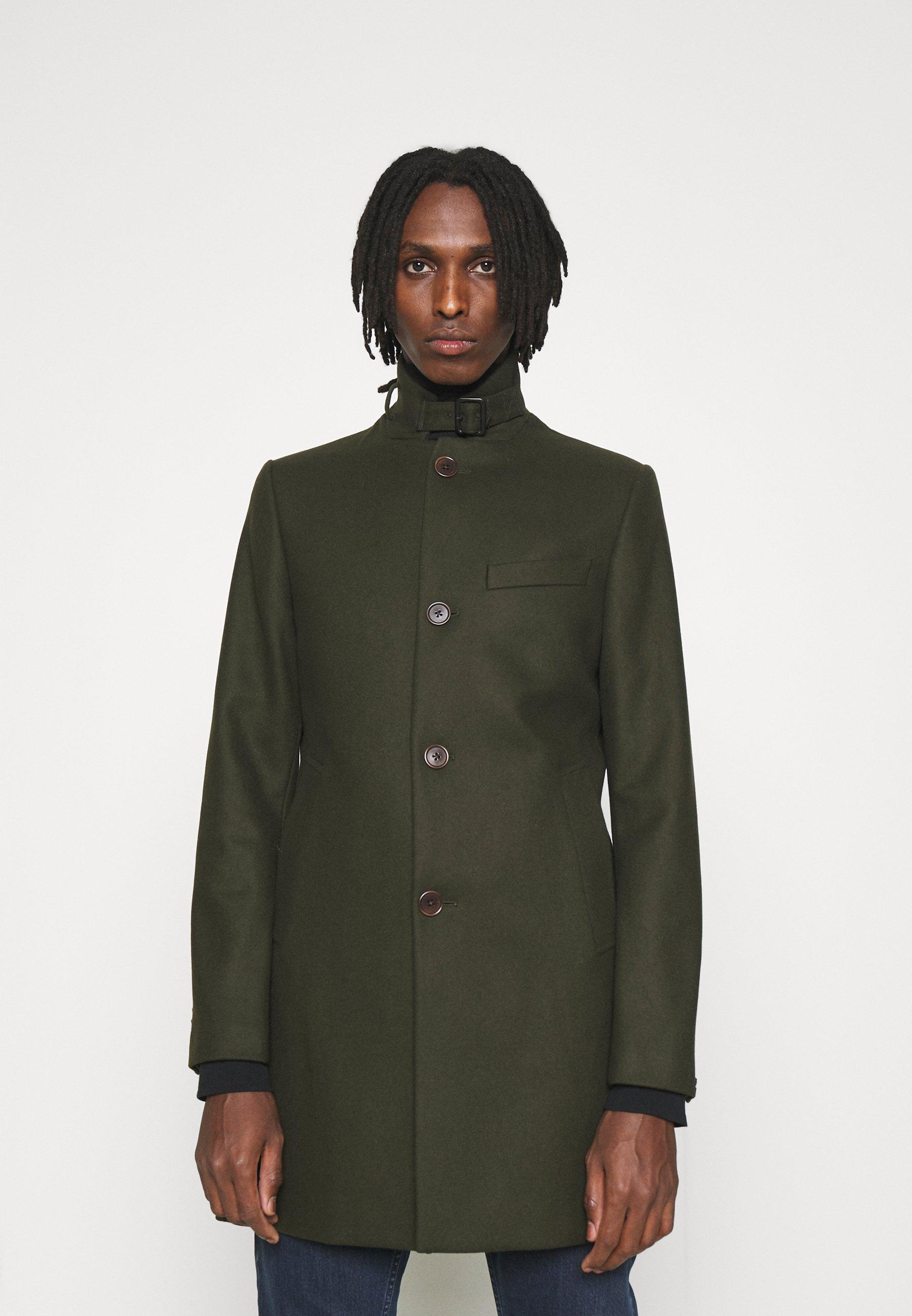Men HOLGER COMPACT MELTON COAT - Classic coat