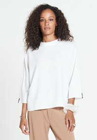 Jascha Stockholm - Blouse - offwhite - 0