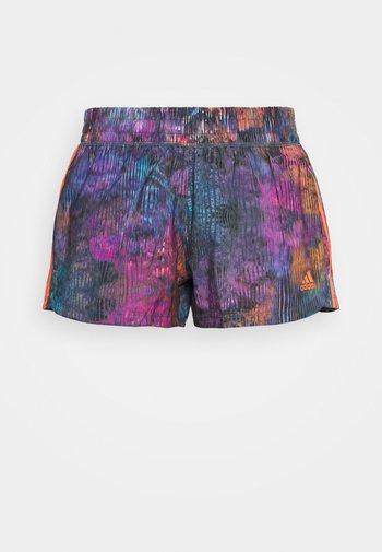 Sports shorts - multi coloured
