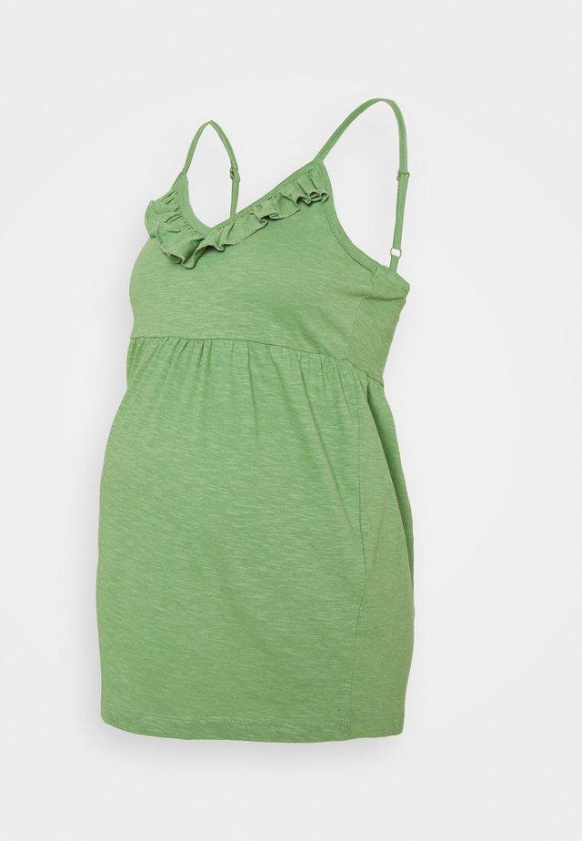 MLMILLA STRAP - Top - turf green