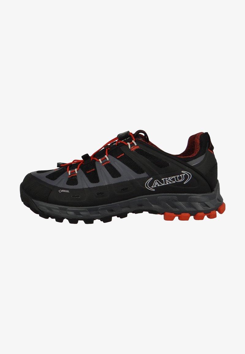 Aku - Hiking shoes - anthrazit-schwarz