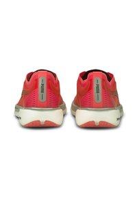 Puma - LIBERATE NITRO - Competition running shoes - sunblaze puma white - 2