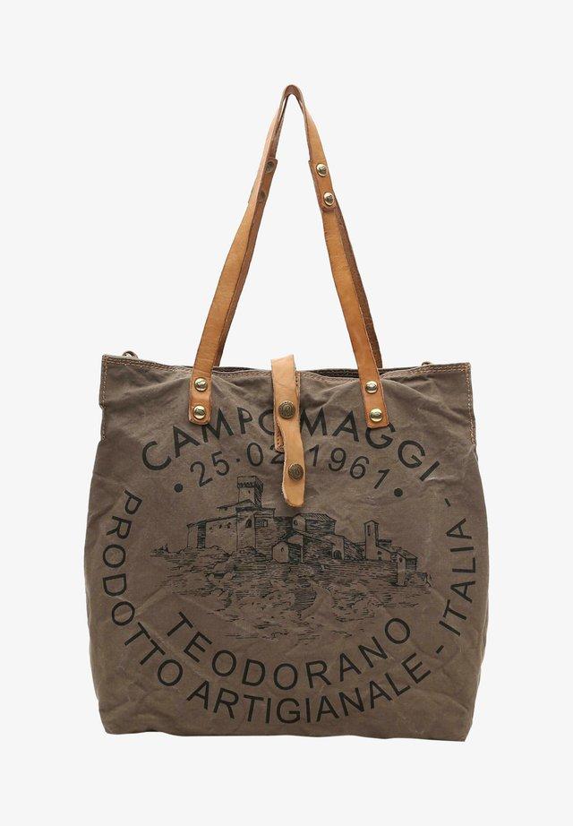TEODORANO - Handbag - military
