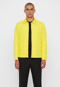 J.LINDEBERG - DOLPH GRAVITY  - Light jacket - sun yellow - 0