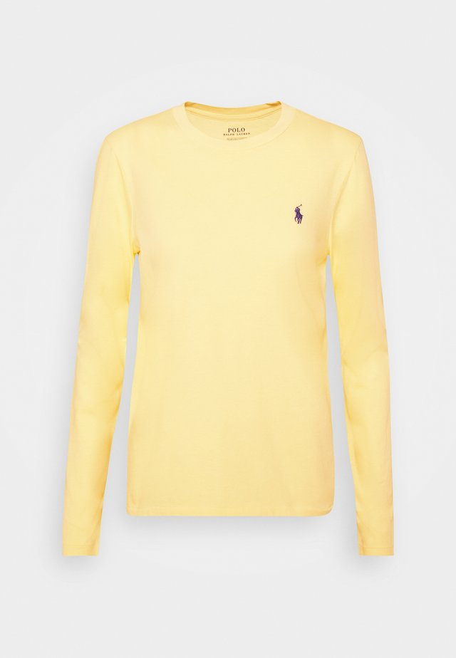 Camiseta de manga larga - banana peel