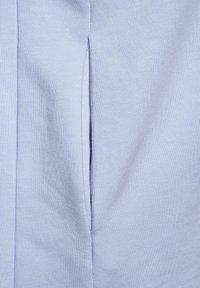Street One - Sweater met rits - blau - 4