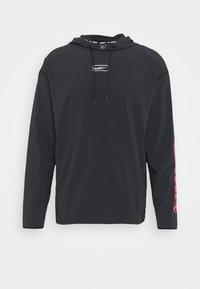 T-shirt sportiva - black/white