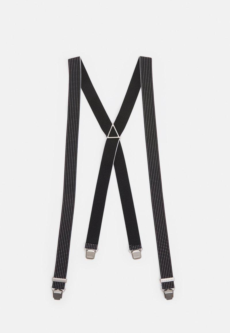 Bugatti - HOSENTRÄGER - Belt - black