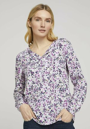 PRINTED - Blouse - offwhite floral design
