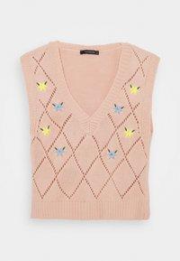 Trendyol - Top - powder pink - 5