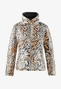 Alba Moda - Down jacket - beige,schwarz - 1