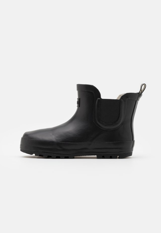 LOW CUT GOLLY UNISEX - Wellies - black