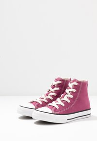 Converse - CHUCK TAYLOR ALL STAR RENEW  - Sneakers high - mesa rose/black/white - 3