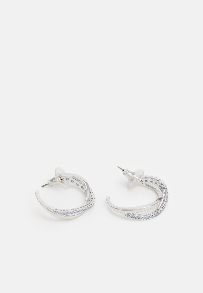 Swarovski - MINI HOOP - Earrings - fancy light blue